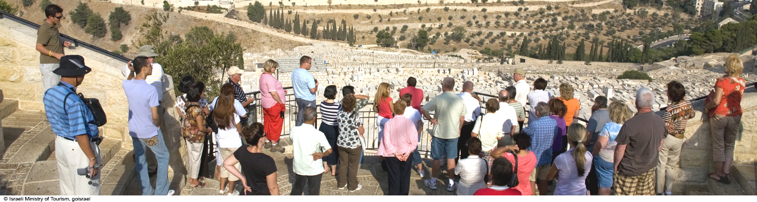 small group israel tour